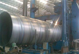 double-submerged-arc-weld